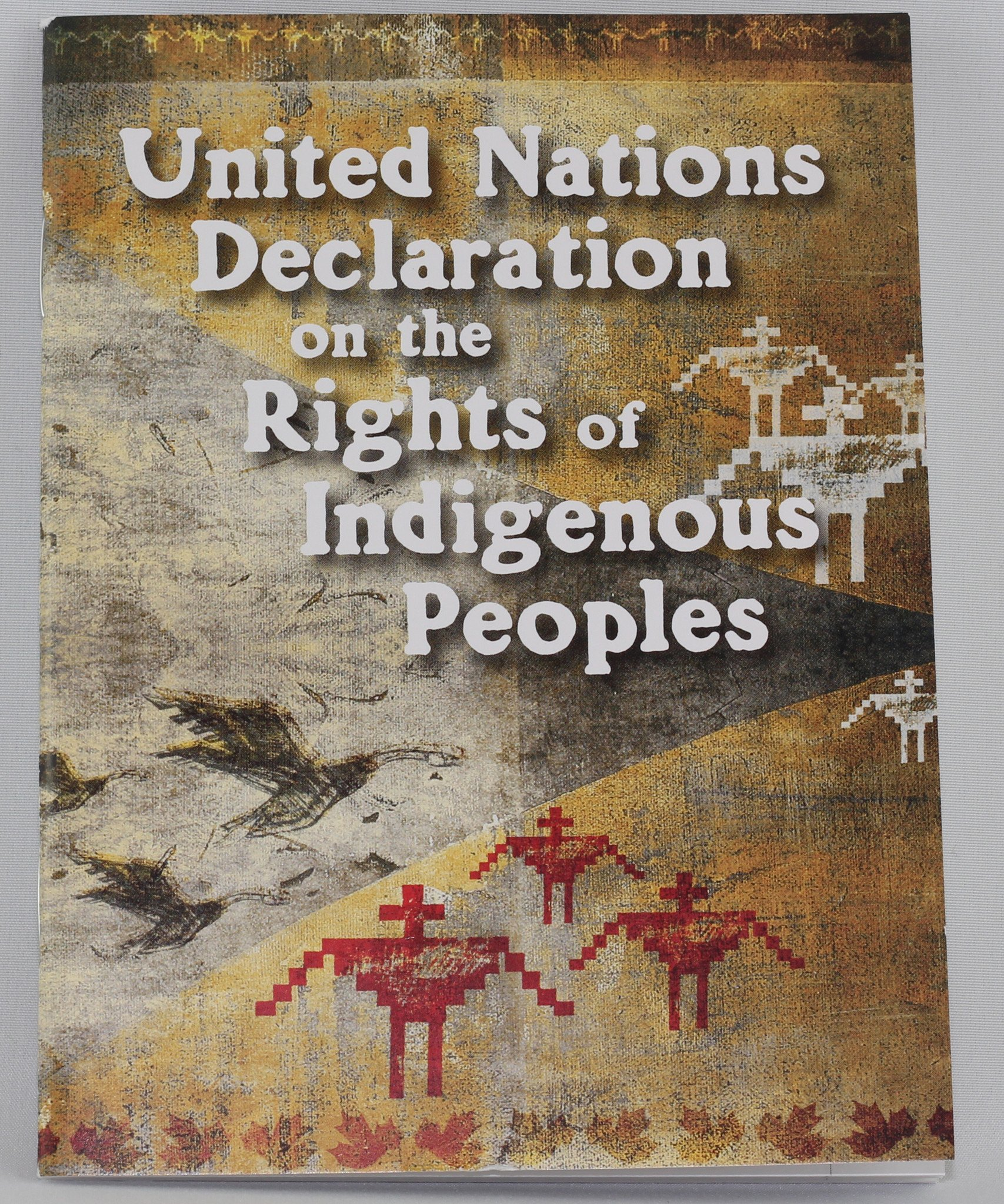 UN Declaration on the Rights of Indigenous Peoples Booklet