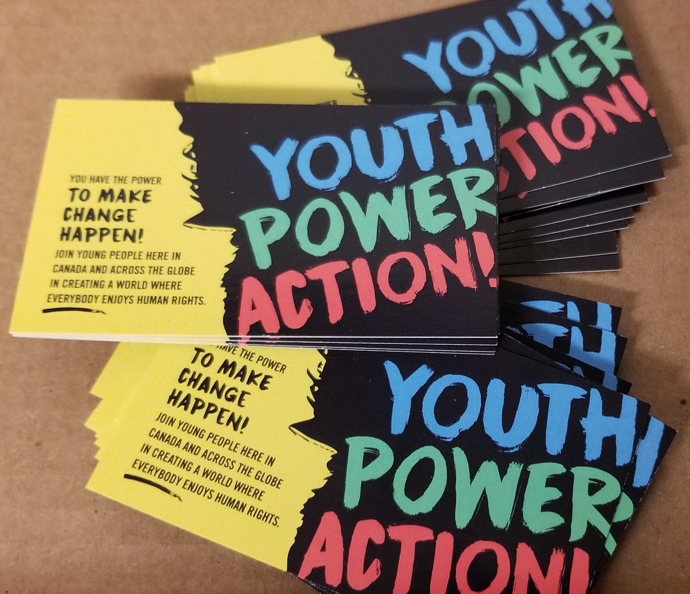 Youth Power Action Cards