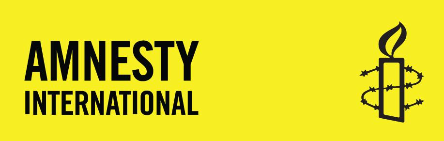 Amnesty International Nylon Cloth Banner