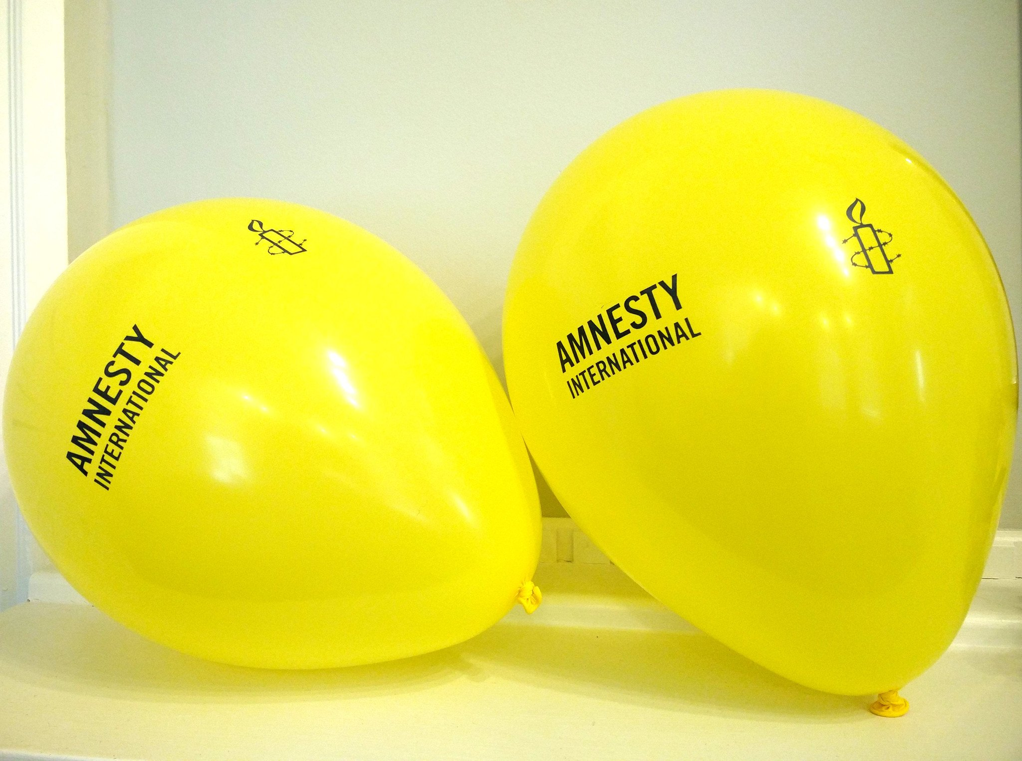 Amnesty Brand Balloons (Bag of 10)