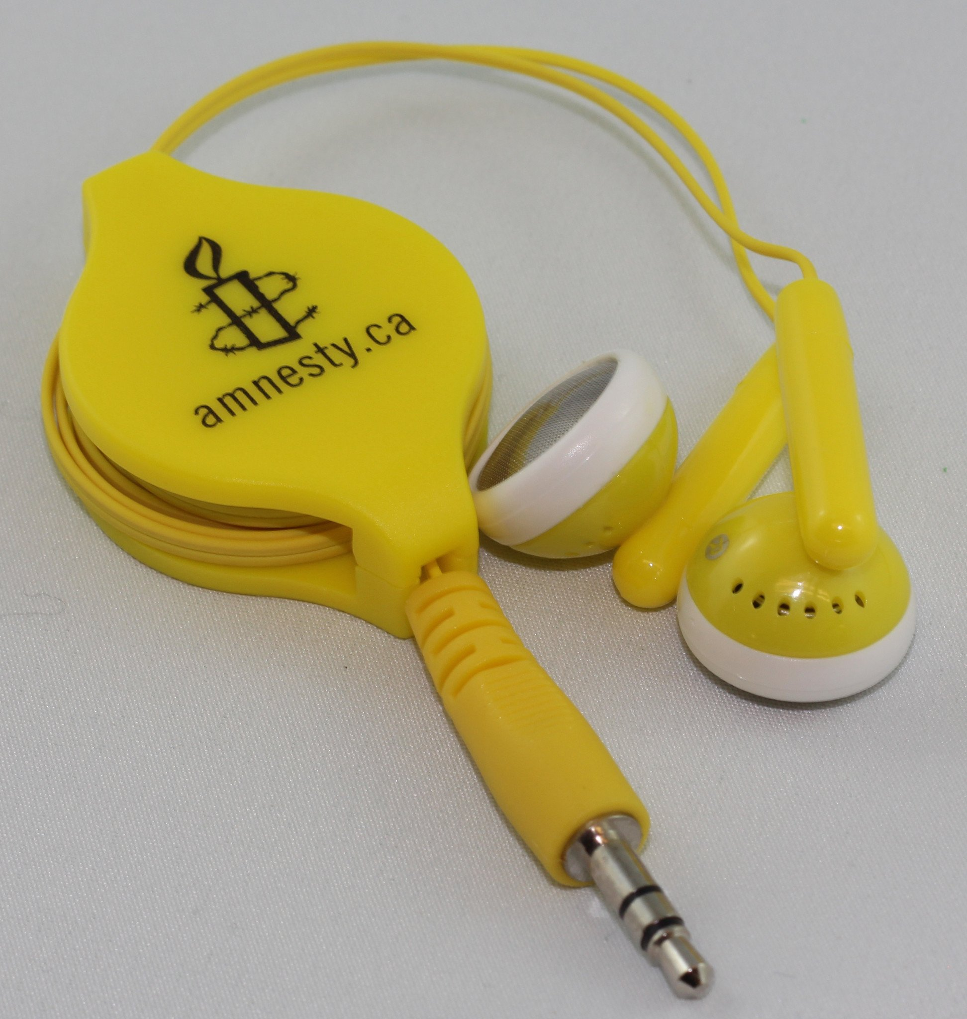 Amnesty Brand Ear Buds